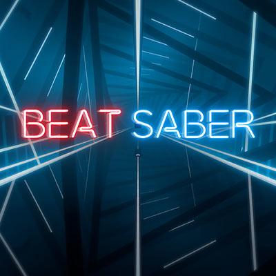 Beat Saber vr ügyességi játék