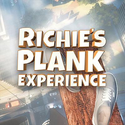 Plank VR játék