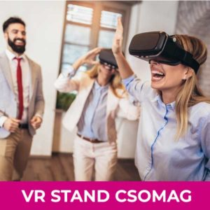 VR stand csomag